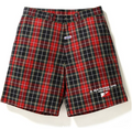 A BATHING APE CHECK SHORTS - happyjagabee store