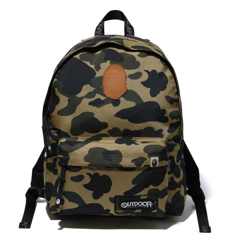 A BATHING APE BAPE x OUTDOOR PRODUCTS 1ST CAMO DAY PACK