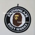 A BATHING APE BUSY WORKS HAND TOWEL - happyjagabee store