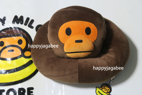 A BATHING APE BABY MILO STORE BABY MILO SLEEPING CUSHION - happyjagabee store