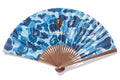 A BATHING APE ABC FOLDING FAN - happyjagabee store