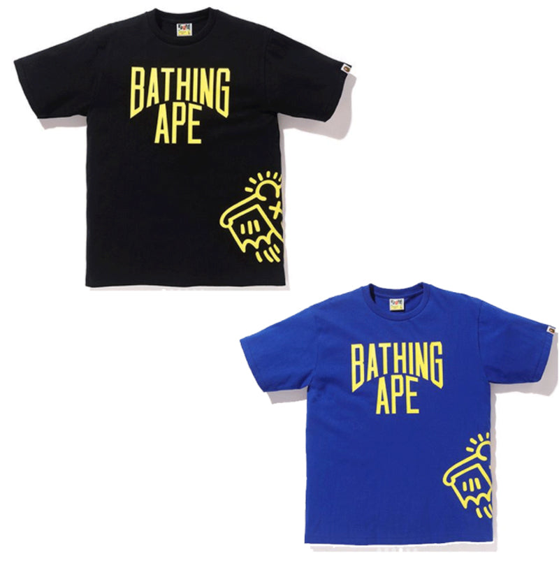 6cad4d9f A BATHING APE x KEITH HARING NYC LOGO TEE #3 – happyjagabee store