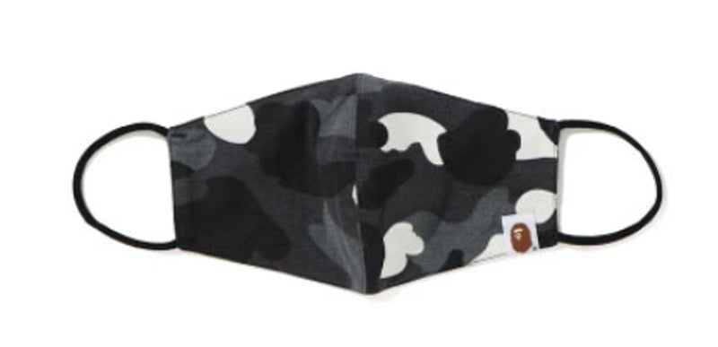 A BATHING APE CITY CAMO MASK