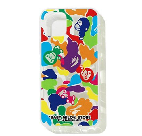 A BATHING APE BABY MILO STORE MULTI CAMO MILO iPhone 11 PRO CASE - happyjagabee store