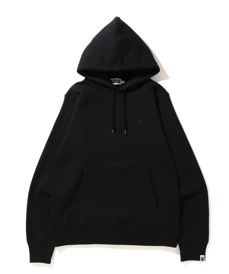 A BATHING APE APE HEAD ONE POINT PULLOVER HOODIE - happyjagabee store