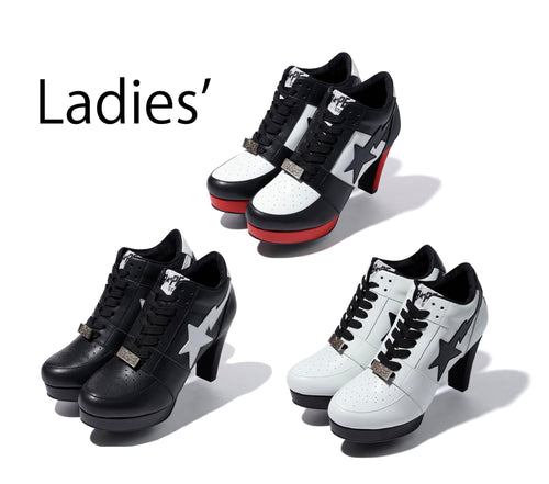 A BATHING APE LADIES' LADY BAPE STA - happyjagabee store