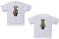 A BATHING APE x MEDICOM TOY CAMO BE@R BEAR TEE - happyjagabee store
