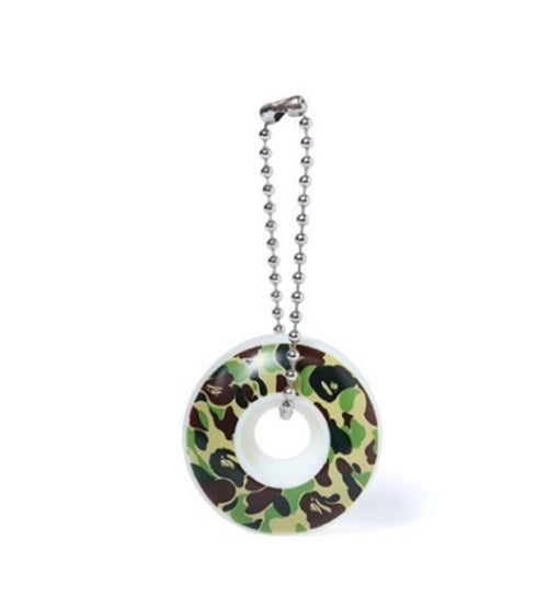 A BATHING APE ABC WHEELS KEYCHAIN