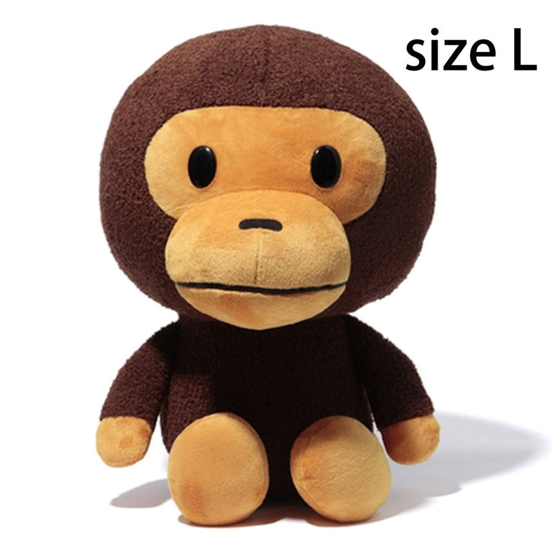 A BATHING APE Goods BABY MILO STORE PLUSH DOLL 50cm - happyjagabee store
