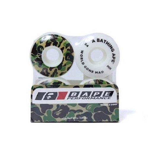 A BATHING APE ABC WHEELS