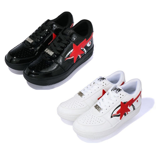 A BATHING APE SHARK BAPE STA LOW - happyjagabee store