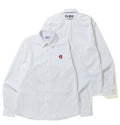 "A BATHING APE ""b"" COLLECTION a PATCH SHIRT - happyjagabee store"