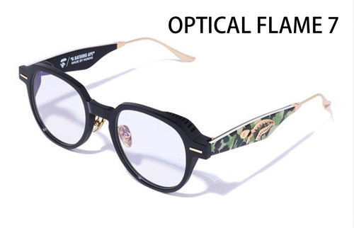 A BATHING APE OPTICAL FRAME 7