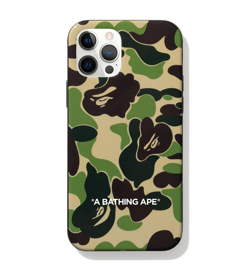 A BATHING APE ABC CAMO iPhone 12 / 12 PRO CASE
