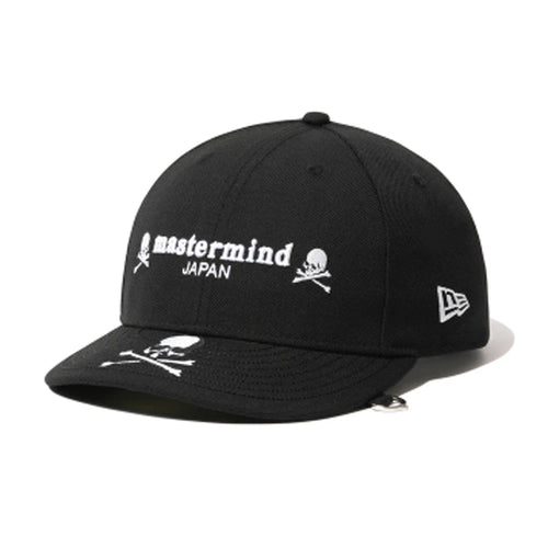 mastermind Japan x New Era 100th anniversary Logo LP 59 Fifty Cap