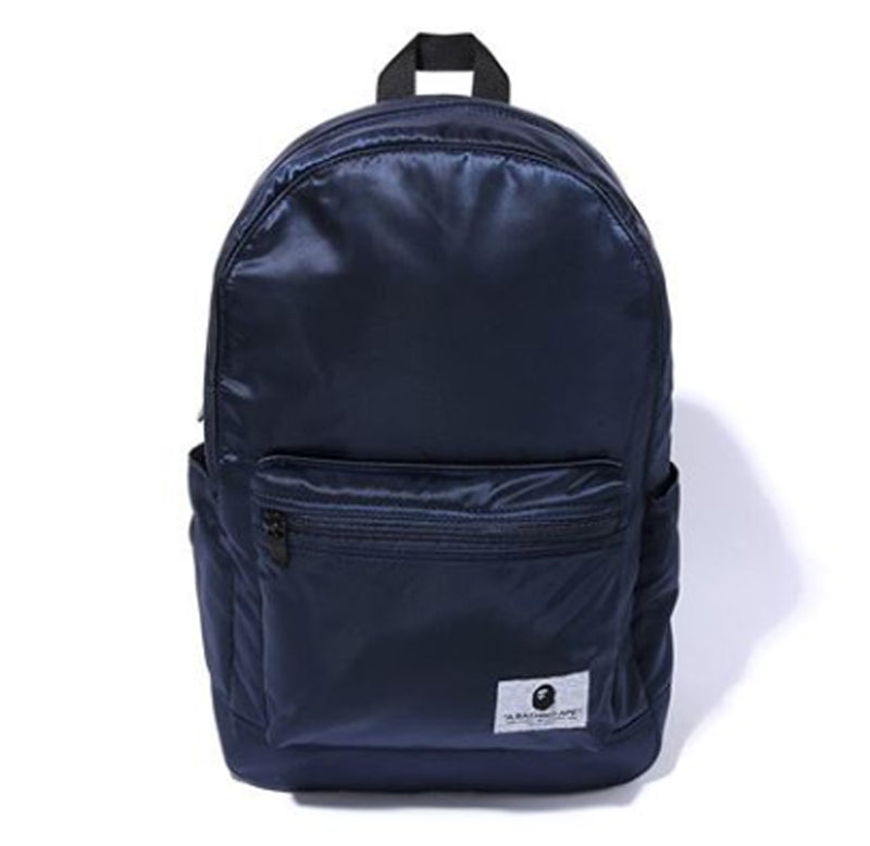 A BATHING APE PADDED NYLON DAYPACK - happyjagabee store