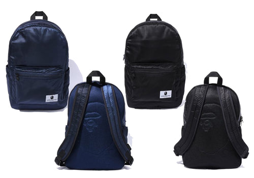 A BATHING APE PADDED NYLON DAYPACK