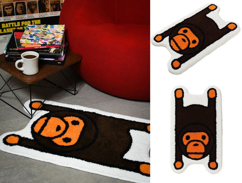 A BATHING APE BABY MILO RUG MAT - happyjagabee store