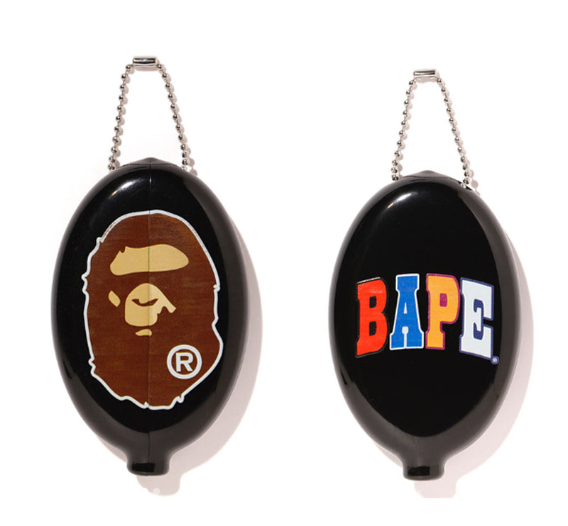 A BATHING APE 2ND APE COIN CASE - happyjagabee store