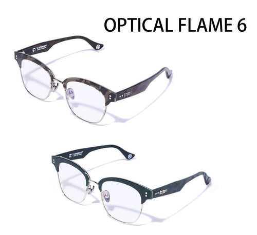 A BATHING APE OPTICAL FRAME 6