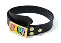 A BATHING APE Ladies' BAPE LOGO BELT