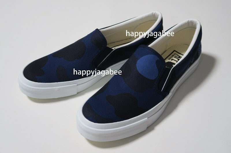 Sale! A BATHING APE COLOR CAMO SLIP ON - happyjagabee store