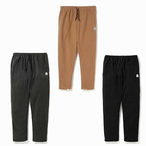 A BATHING APE MR. BATHING APE FLEECE PANTS