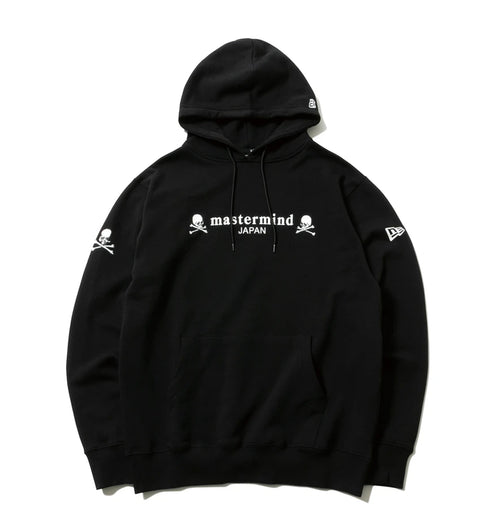 mastermind Japan x New Era 100th anniversary Logo Pullover Hoodie