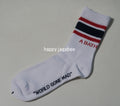 A BATHING APE WORLD GONE MAD SOCKS - happyjagabee store