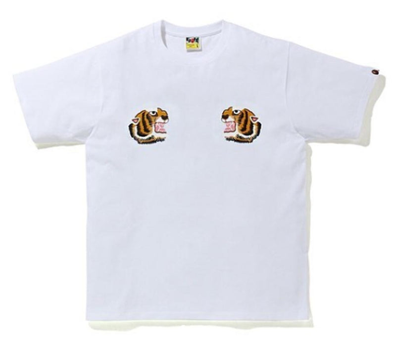 A BATHING APE BAPE TIGER TEE - happyjagabee store