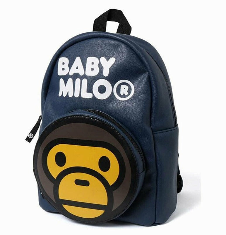A BATHING APE KIDS BABY MILO DAY PACK BAG - happyjagabee store