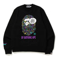 A BATHING APE x THE FRESH PRINCE CREW NECK