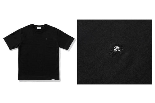 BAPE BLACK ONE POINT TEE