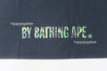 A BATHING APE ABC CAMO APE FACE TEE