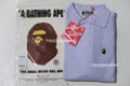 A BATHING APE Ladies' FLARE SLEEVE KNIT POLO