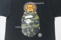A BATHING APE 1ST CAMO MILO ON APE HEAD TEE