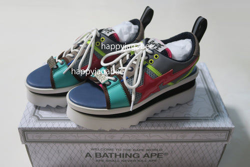 A BATHING APE LADIES' BAPE STA SANDALS