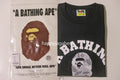 A BATHING APE DIGITAL CAMO COLLEGE TEE