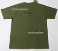A BATHING APE MILITARY POCKET TEE