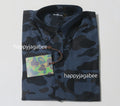A BATHING APE MR. BATHING APE MR. CAMO BD SHIRT