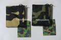 A BATHING APE PORTER 1ST CAMO WALLET