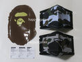 A BATHING APE 1ST CAMO STRIPE MASK