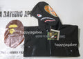 A BATHING APE GORE-TEX SHARK HOODIE JACKET