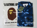 A BATHING APE GRADATION CAMO MILITARY SHIRT JACKET - happyjagabee store