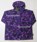 A BATHING APE COLOR CAMO SNOWBOARD JACKET