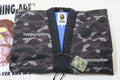 A BATHING APE COLOR CAMO HANTEN LIGHT DOWN JACKET - happyjagabee store