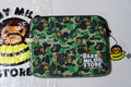 A BATHING APE BABY MILO STORE ABC MILO LAPTOP SLEEVE - happyjagabee store