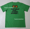 A BATHING APE BAPE KIDS MILO & LISA ICE POP SUMMER TEE