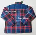 A BATHING APE BAPE CHECK DOWN JACKET - happyjagabee store