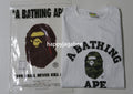 ONLINE EXCLUSIVE A BATHING APE 1ST CAMO COLLEGE L/S TEE - happyjagabee store